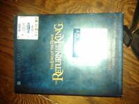 The Lord of the Rings;Return of the Rings 4 disc