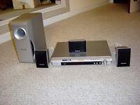 PANASONIC HOME THEATER SOUND SYSTEM MODEL No; SC-PT 150