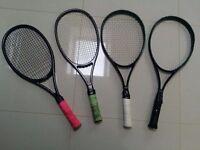 Used Tennis Rackets (Head)