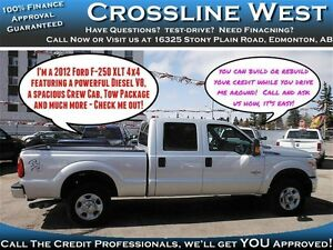 2012 Ford F-250 XLT | Power Options | Low Km's | Impressive Towi