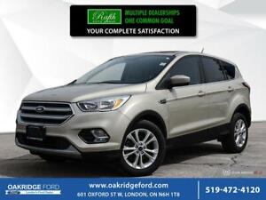2017 Ford Escape 4WD 4DR SE- BACK-UP CAMERA- HEATED SEATS- REMOT
