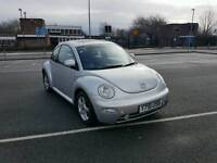 2001 VOLKSWAGEN BEATLE 1.6 ONLY 90,000 MILES IN LOVELY ORIGINAL CONDITION,