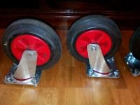 industrial swivel castors - cart's wheels