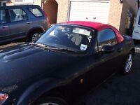 Hardtop for Mazda MX5 Mk 3 or 3.5