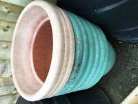 Large Garden Pots x10