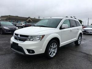 2016 Dodge Journey Limited/CARPROOF CLEAN/DVD/HEATED SEATS