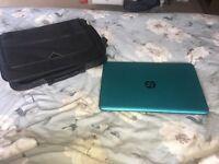 """HP 15-ba077sa 15.6"""" Laptop - Teal £300 ono"""