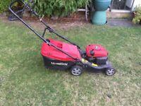 Mountfield petrol lawnmower. Spares or repair