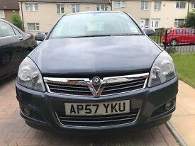 Vauxhall Astra SXI 1.6 Petrol.
