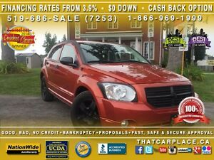2008 Dodge Caliber SXT-$48/Wk-Htd Sts-Cruise-Keyless-AC-CD-Low P