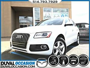 2015 Audi SQ5 3.0T Progressiv + NAVIGATION + TOIT PANORAMIQUE