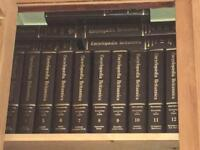 Encyclopaedia Brittanica - collection only