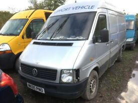 Volkswagen lt 35 spare parts available 2005 year