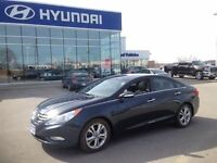 2011 Hyundai Sonata Limited | Navigation | Leather