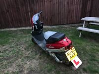 50cc Moped - *UNFINISHED PROJECT/SPARES & REPAIRS