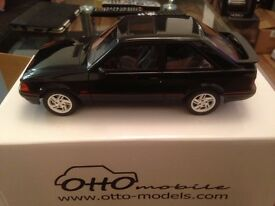1.18 ford escort xr3i made by otto mobile new cheapest anywhere look on ebay at prices