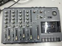 Tascam Portastudio 414 MKII 4 Four Track Analog Cassette Tape Recorder