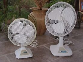 Pifco Oscillating fans