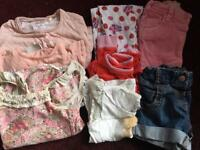 Girls 1.5-2years Bundle of Clothes
