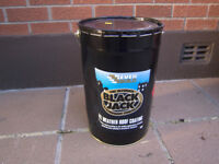 Everbuild Black Jack 25 litres all weather roof coating for sealing and protecting many flat roofs