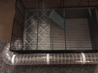 Large Hamster cage for sale