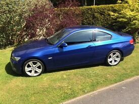 2007 BMW 320i SE coupe