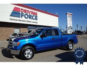 2013 Ford F-150 XLT - Rear Wheel Drive, SuperCab, 45,847 KMs