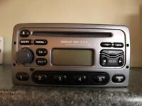 Ford Fiesta Car Stereo