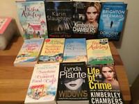 Job Lot of various hardback and paperback books