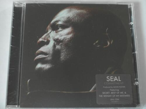 Seal VI 6 - Commitment - Silence, All for Love, Big Time in Osnabrück