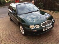 Rover 25, 2100 miles, hatchback, full service his