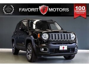 2016 Jeep Renegade North, All Wheel Drive, USB Input, AUX