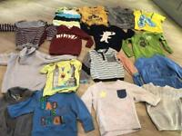 Bundle of clothes £15 Bargain 16 items, monsoon, Zara 1-3yrs