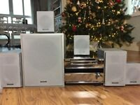 Panasonic Home Cinema Surround sound system DVD/CD player sound speaker 300W sub-woofer soundbar