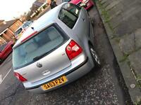 VW Polo 1.4 Automatic swaps or cash