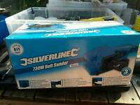 Silverlinec 730w belt sander