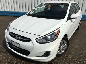 2016 Hyundai Accent GL Hatchback *HEATED SEATS*