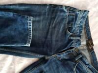 Ladies river island jeans