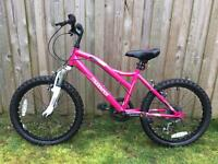 "Muddy Fox Mountain Bike 20"" Wheels"