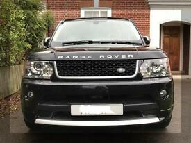 Rangerover sport loaded with extras
