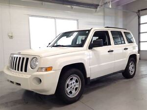 2010 Jeep Patriot SPORT  CRUISE CONTROL  AIR CONDITIONING  116,4 Kitchener / Waterloo Kitchener Area image 3