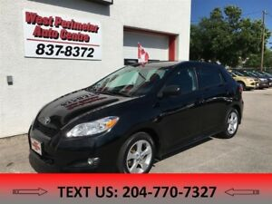 2014 Toyota Matrix Base Hatchback, Sunroof, Power Equip