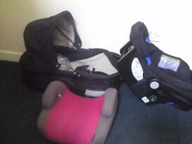 Baby Carrier , Baby Car seat, Baby travel Basket £20