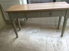 Neptune Suffolk console table