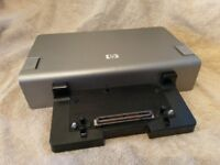 1 x HP HSTNN-108X KP081AA 483204-001 469620-001 Advanced Docking Station with Power