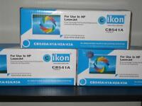 HP CB541A Compatible Laser Toner Cartridge for HP Printers