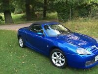 Mgf tf 1.8 135 only 43,000 miles