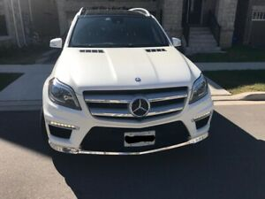 Fully loaded Mercedes-Benz GL350