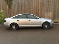NEW SHAPE 2007 AUDI A6 2.0 TDI 6 SPEED MANUAL 4 SALOON