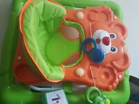 Cot Bed Baby Bouncer and Baby Walker